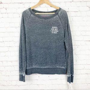 NWT Rebellious One - Crewneck Sweatshirt